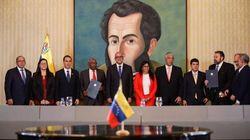 La oposición venezolana se rompe: un sector pacta con Maduro y se aparta de