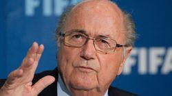 제프 블래터 FIFA 회장 연임 : 5선