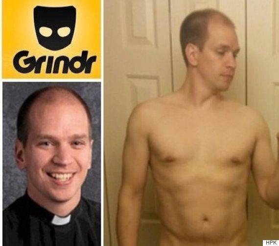 열렬한 反동성애 목사, 동성애자 채팅앱 '그라인더'에서