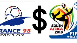 FIFA, 1998·2010 월드컵 선정 때 뇌물