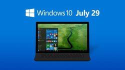 윈도우10 출시일 확정 : 무료 업그레이드 예약