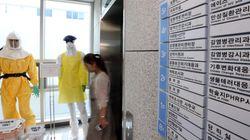 중국 체류 한국인 메르스 의심환자