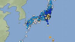 일본 남쪽 북태평양서 규모 8.5