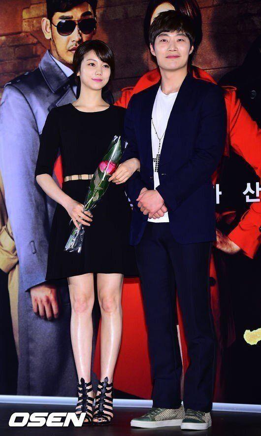 이희준·김옥빈, 4개월 연애