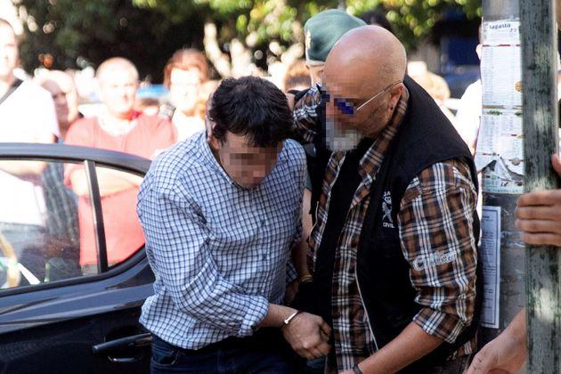 josé Luis Abet Lafuente, el autor confeso del triple asesinato de su expareja, su exsuegra y su