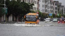 중국 남부 '물난리'에 이재민