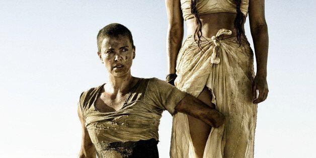 샤를리즈 테론이 말하는 '매드맥스 : 분노의 도로'가 페미니스트 영화인