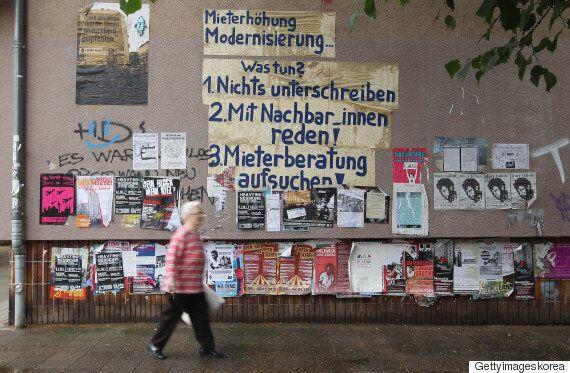 베를린, 주택 임대료 상한제 전면