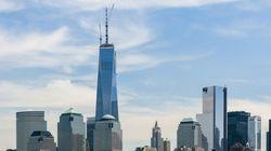 뉴욕 '원 월드트레이드타워' 건축 과정을 타임랩스로
