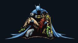배트맨에게 투표하세요 | 소통으로 보답하는 히어로 만화의