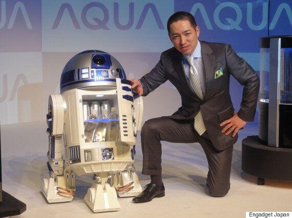 부르기만 하면 맥주를 갖다 주는 R2-D2