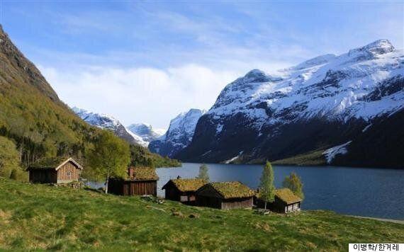 북유럽의 베니스를 가다! 노르웨이 피오르