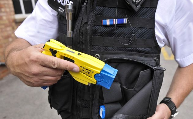 More Met Police Officers Will Carry Tasers, But 20% Dont Want Them, Chief Says