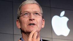 애플 팀 쿡, 72억원 기부로 '재산 환원'