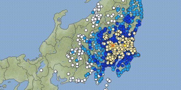 일본 간토 지방에 규모 5.6 지진... 해일 우려는