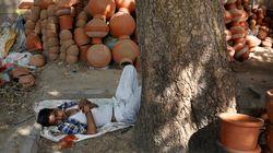 인도 폭염으로 1천여명