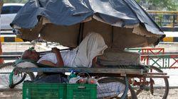 인도 폭염, 사망자 2천명
