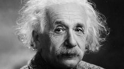 아인슈타인의 천재 서체를