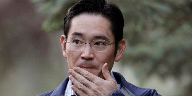 Samsung Electronics Chief Operating Officer Lee