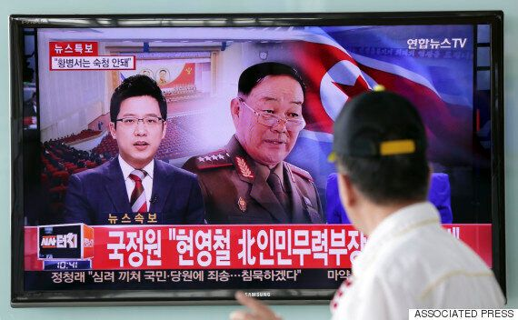 북한의 숙청과 처형에 관련된 보도를 모조리 믿어서는 안 되는
