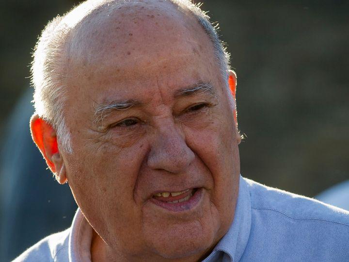 Amancio Ortega, en una imagen de 2016.
