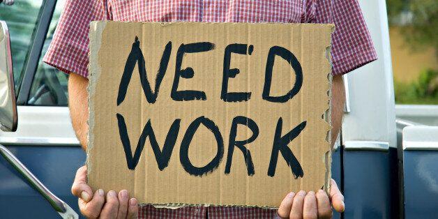 취업경험 없는 2030 백수, 12년 만에 제일