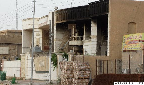 IS, 라마디 점령 선언 : 이라크군 최악의