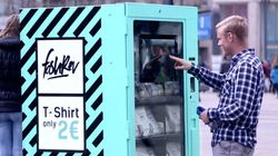 2400원짜리 티셔츠를 파는