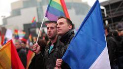 프랑스 개신교, 동성결혼을