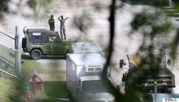 총기·실탄 관리 매뉴얼이 없다 : 허술한