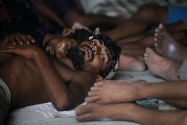 인도네시아-태국서 로힝야족 등 난민 860여명