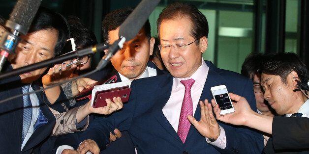 경찰, 홍준표 지사 처남 사기 혐의로 구속영장