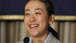 아사다 마오, 평창올림픽 참가 여부에 대해 블로그에