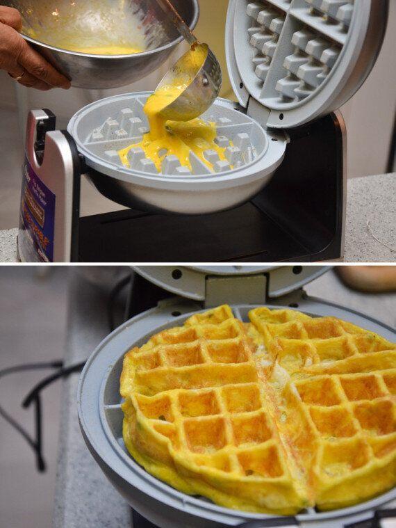 특별한 아침식사를 위한 계란 요리법