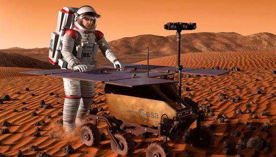 당신이 화성에 산다면? 바로 이럴
