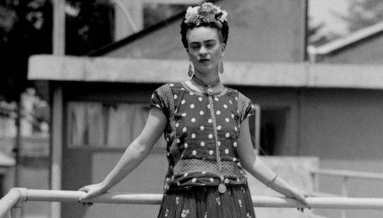 예술과 패션의 아이콘, 프리다 칼로 스타일의