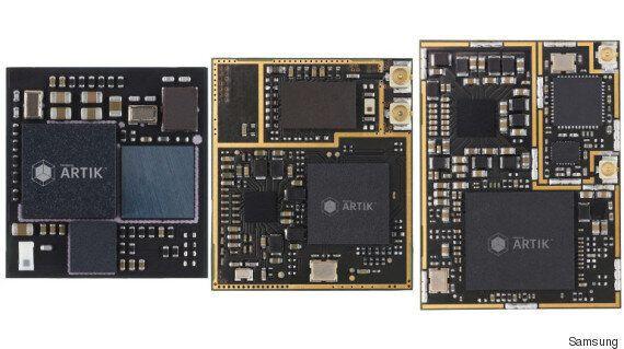 삼성전자, 사물인터넷 개발 플랫폼 '아틱'