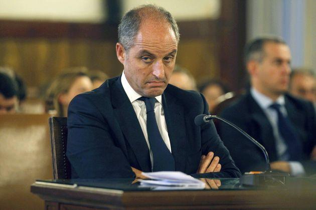 El expresident de la Generalitat Valenciana Francisco