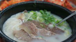 '수요 미식회'가 선정한 설렁탕 맛집