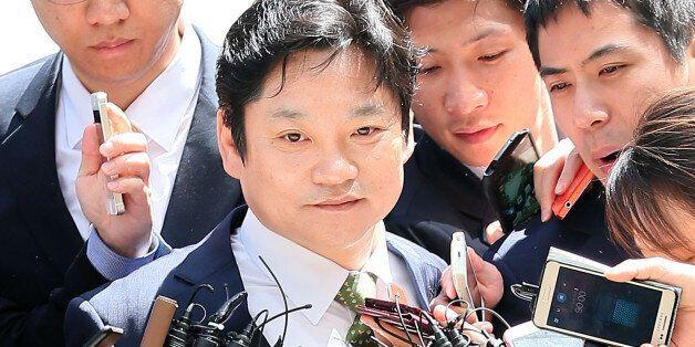 '성완종 1억 의혹' 홍준표 자금담당 보좌관