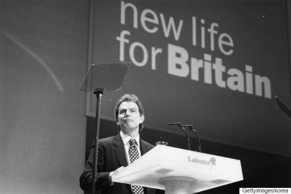 영국 노동당 노선 투쟁 치열 : '제3의 길'로