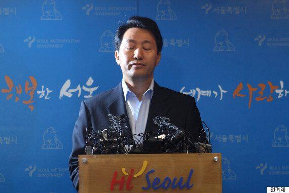 침묵 깬 오세훈 전 서울시장, 정치