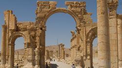 시리아 팔미라 전투로 300명 사망, IS는