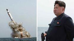 [그래픽] 北, 전략잠수함 탄도탄 시험발사