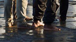 유럽행 시도 불법 이주민, 리비아 7천명