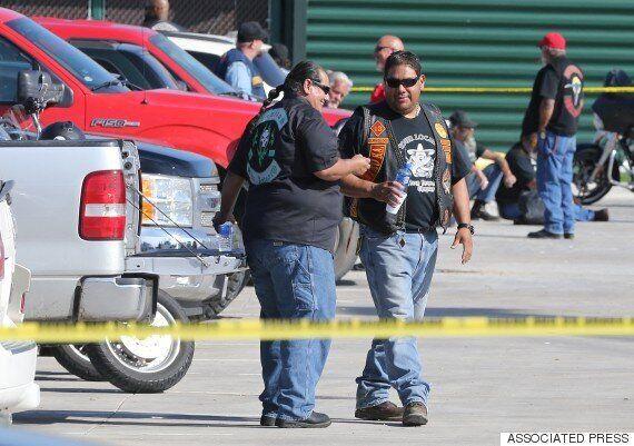 텍사스 폭주족 총격전 : 9명 사망·18명