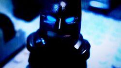 레고로 만든 '배트맨 v 슈퍼맨'