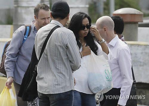인도네시아 수감 호주인 사형수, 형 집행 앞두고