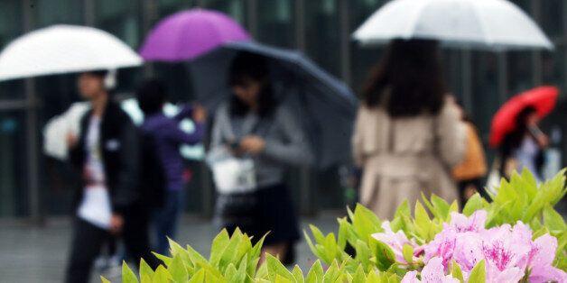 오늘 밤부터 비, '저녁 약속 때 우산 챙겨