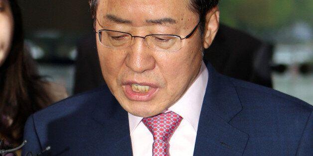 '1억 전달' 윤승모 재소환...홍준표 이르면 주내